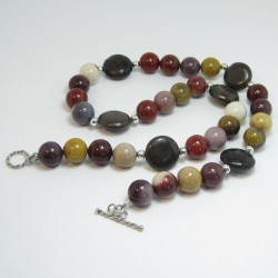 Mookaite Necklace