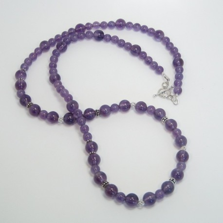 Amethyst Necklace